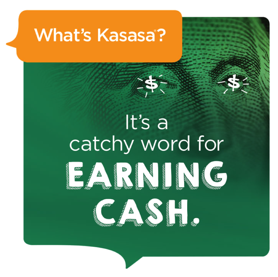 What Is Kasasa? It is a catchy word for earning cash.